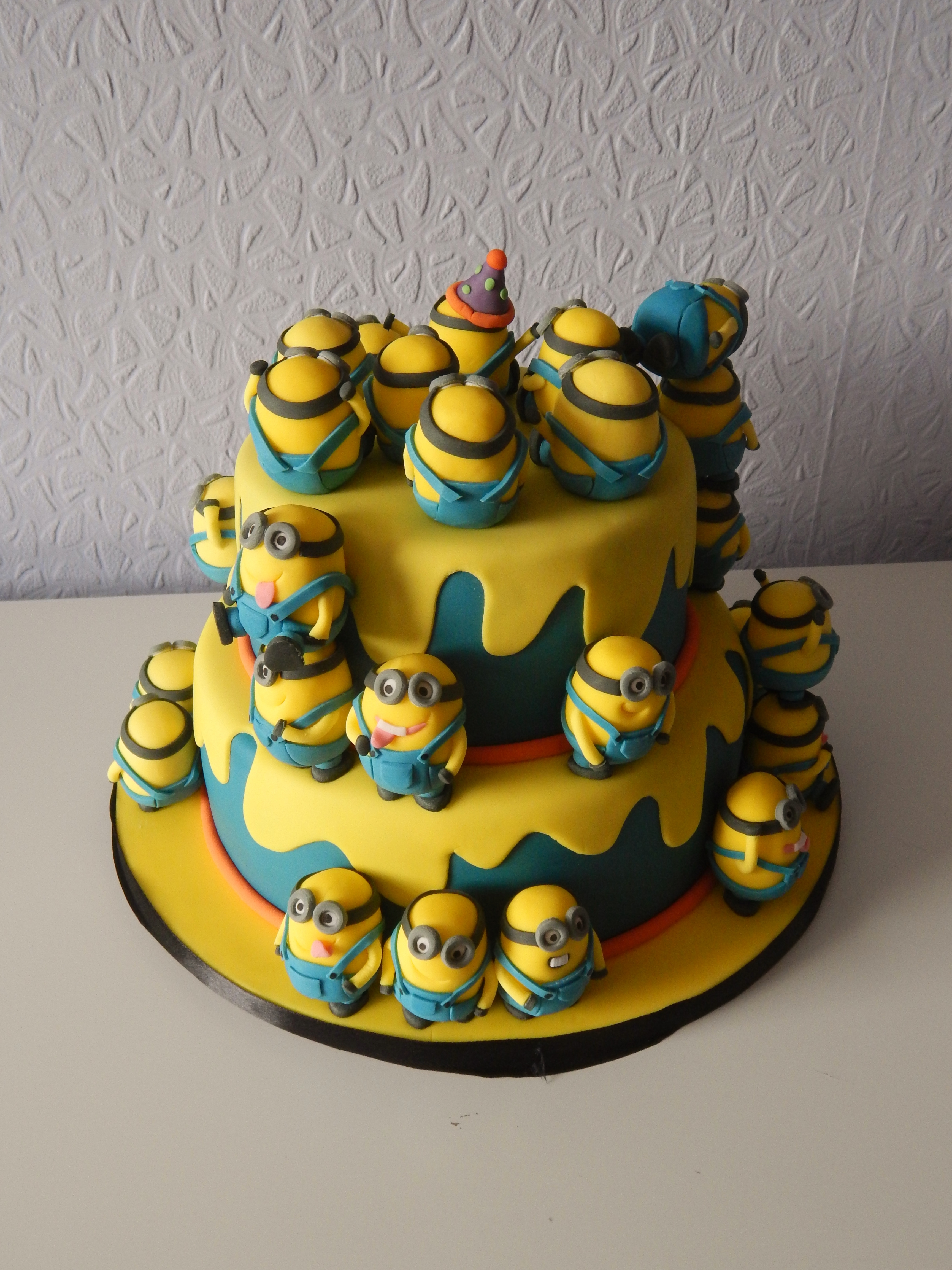 Minions Cake Cakecentral Com