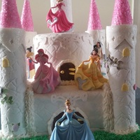 Lilly's Princess Cake Got this idea from another poster...Hope you like my version.