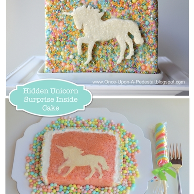 Surprise Inside Unicorn
