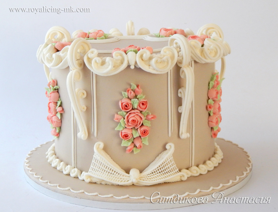 decorating wedding cakes with royal icing royal icing cakecentral 13416