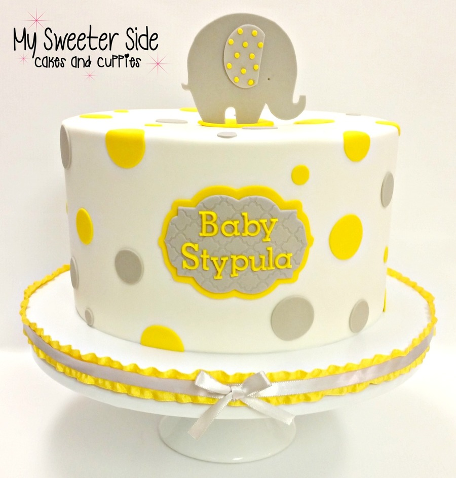 Simple Gender Neutral Baby Shower