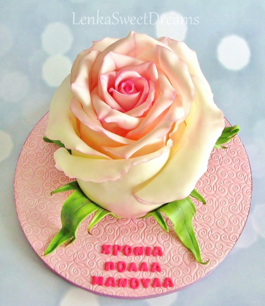 Happy Mothers Day Cake On Cake Central