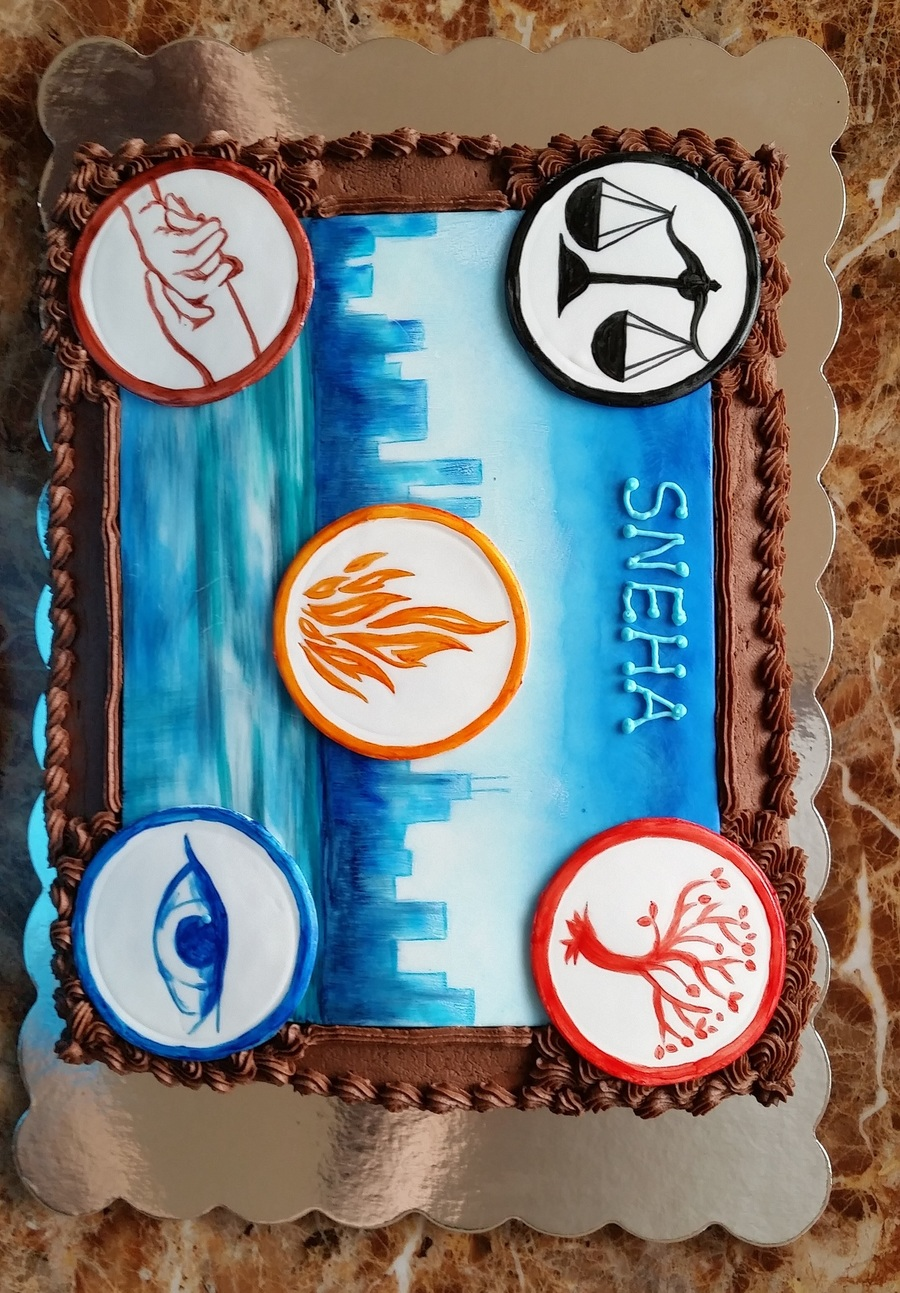 Divergent Cakecentral