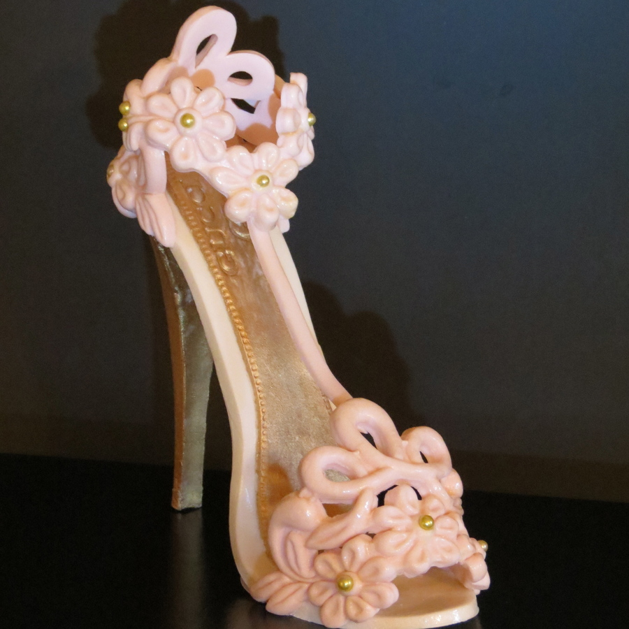 New Gucci Shoes - CakeCentral.com