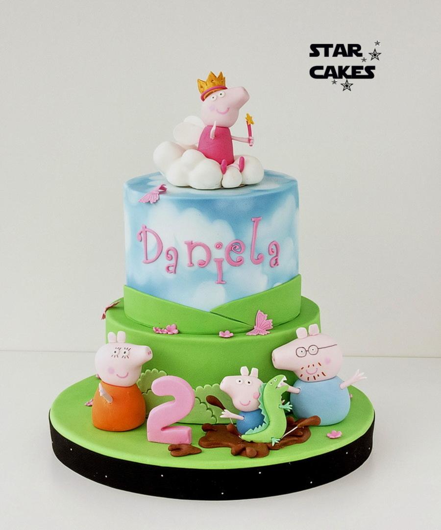 Peppa Pig No Birthday Cake
