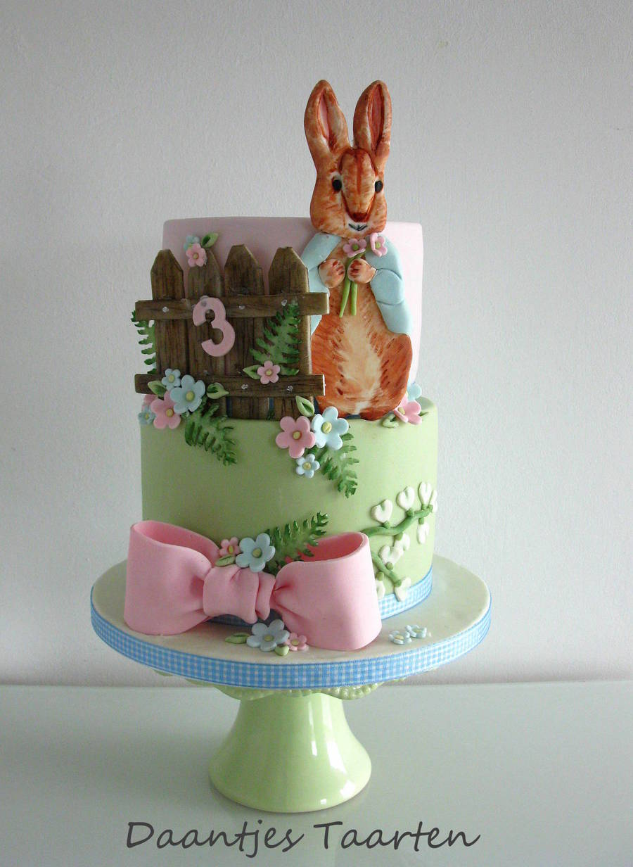 Peter Rabbit on Cake Central