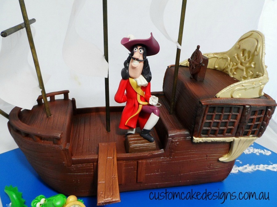 Ship Cake Images