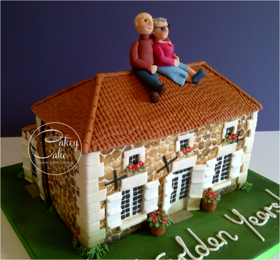 French Farmhouse on Cake Central
