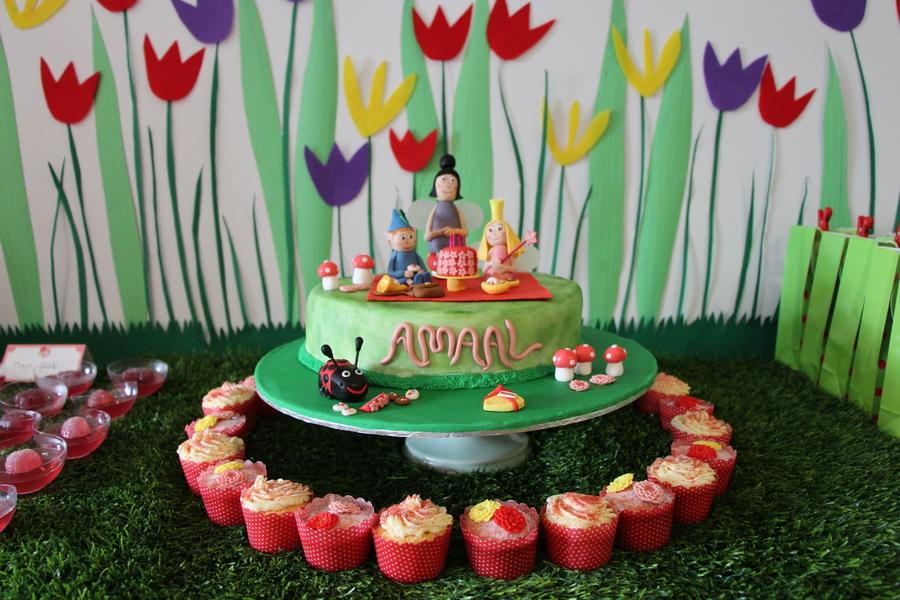 Ben Holly S Little Kingdom Cake Cakecentral Com