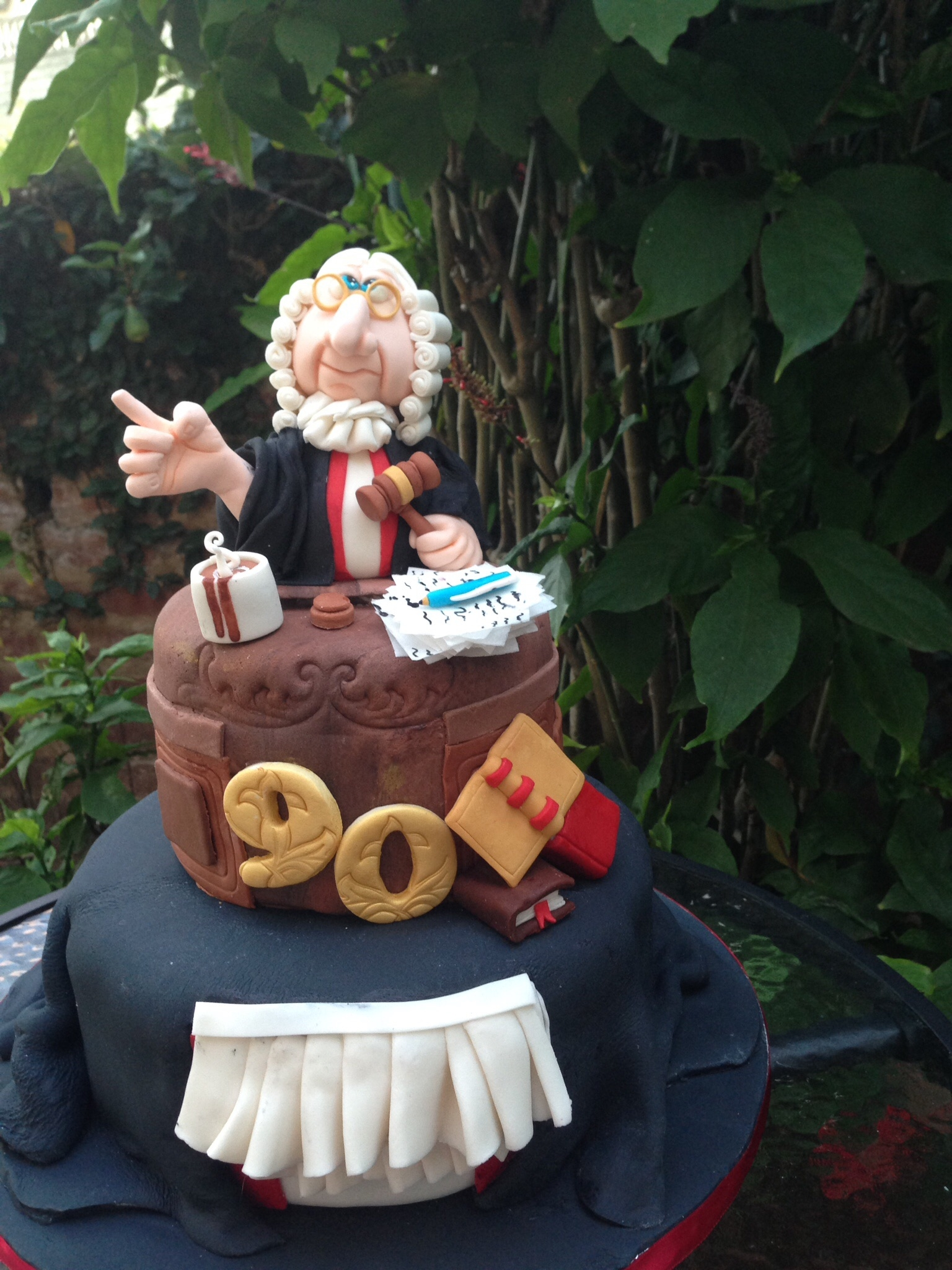 Birthday Cake For A 90 Year Old Male Cakecentral Com