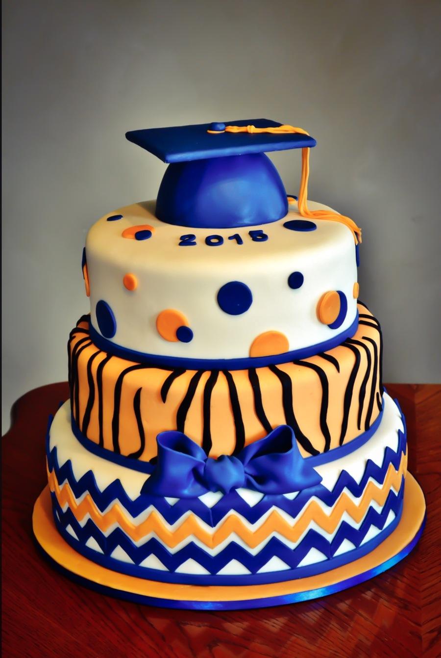 Michigan University Cakes