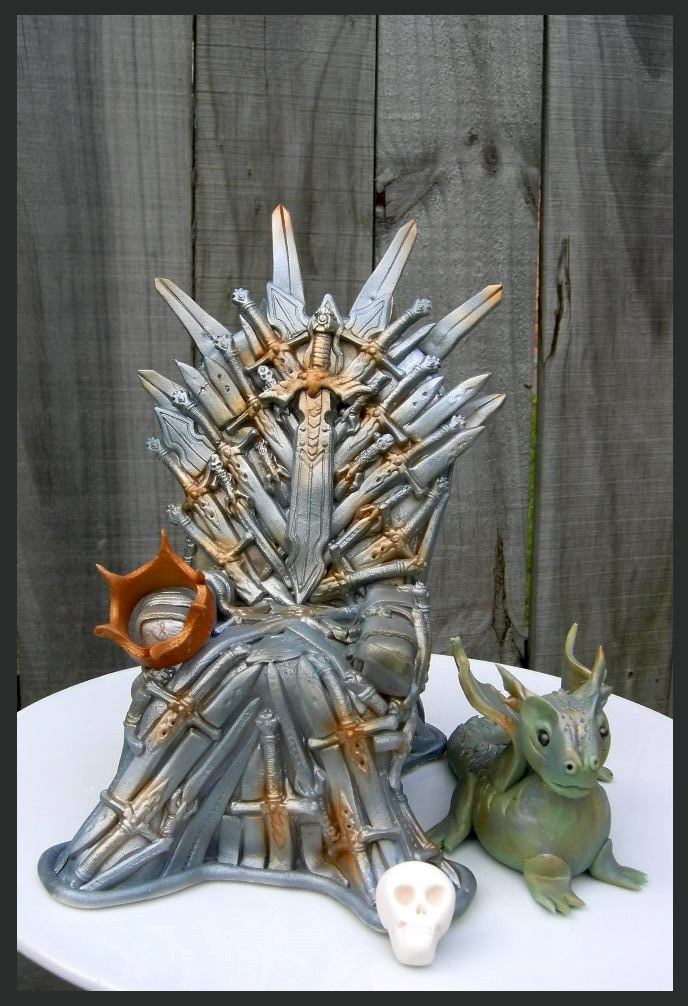 Game Of Thrones Cake - CakeCentral.com