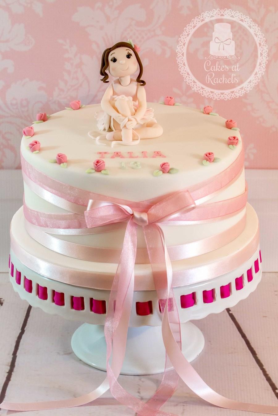 Ballerina Cake - Cakecentralcom-2041