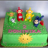 Teletubbies   on children's birthday