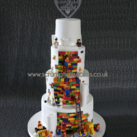 Lego Wedding Cake I first made this lego wedding cake last year and as soon as I posted it I received an order for it for just a few weeks ago. I love making...