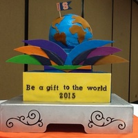 "Be A Gift To The World RI President-elect K.R. ""Ravi"" Ravindran chose Be a Gift to the World as his theme for 2015-16. Ravindran urges Rotary members to..."