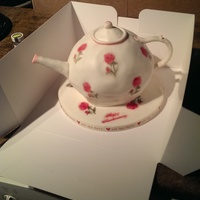 Tea Pot Tea Pot for Mom & Dad