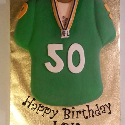 Turning 50 With The Green Bay Packers