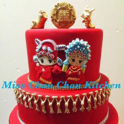chinese wedding cake recipe top new year cakes cakecentral 12665
