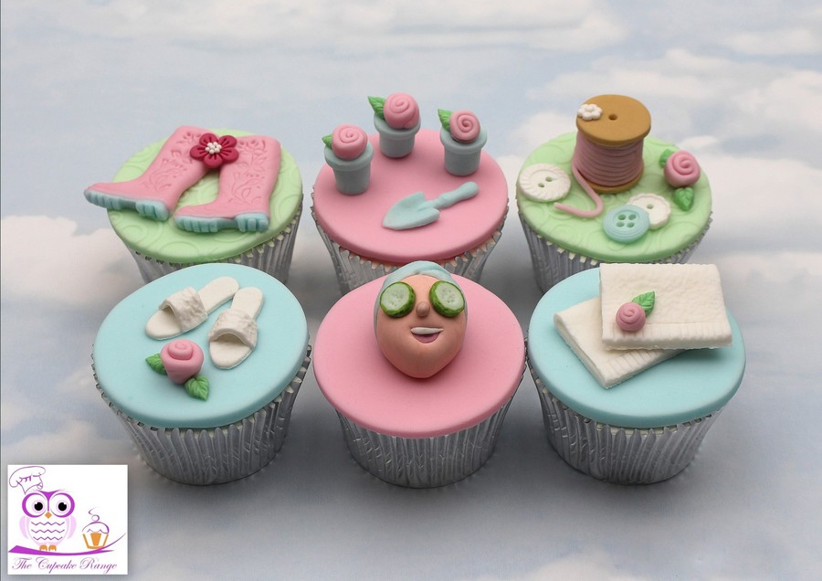 Retirement Cupcakes Cakecentral Com