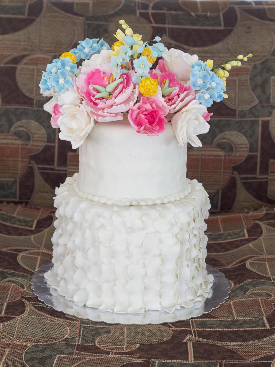 How To Make A Cake Dummy