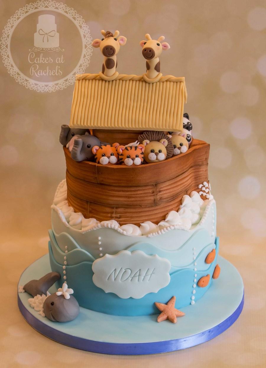 Ark Cake Recipe