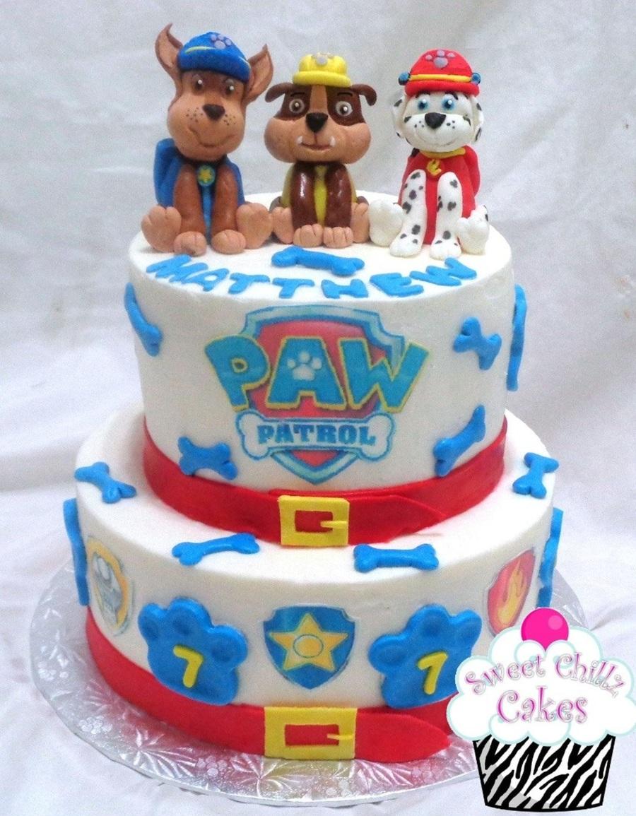Paw Patrol Cakecentral Com