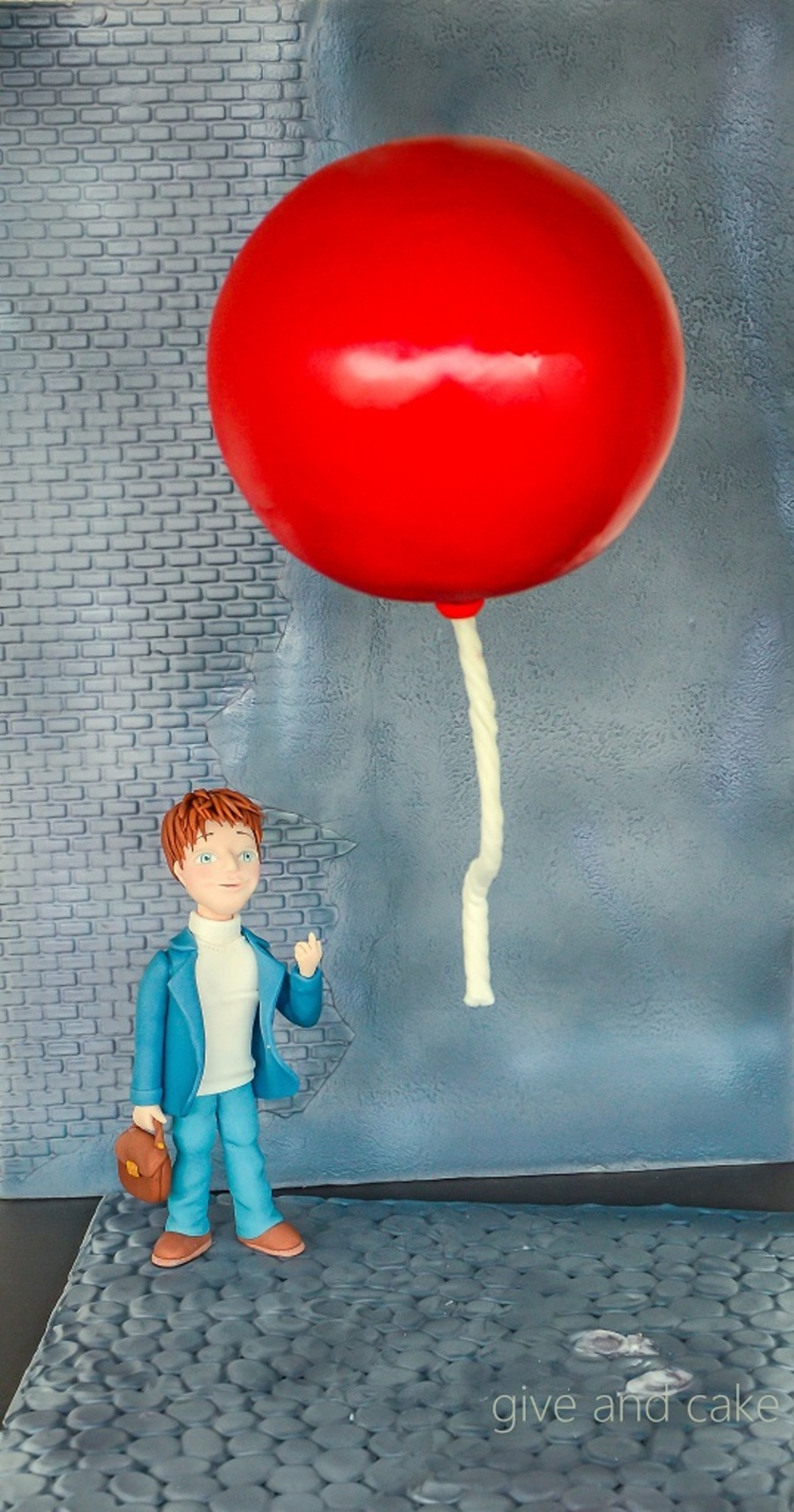 The Red Balloon Cakecentral Com