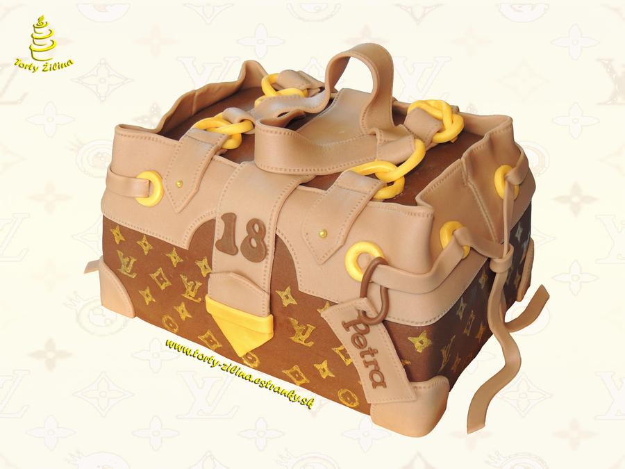 Louis Vuitton - CakeCentral.com 70f3ba6fe05