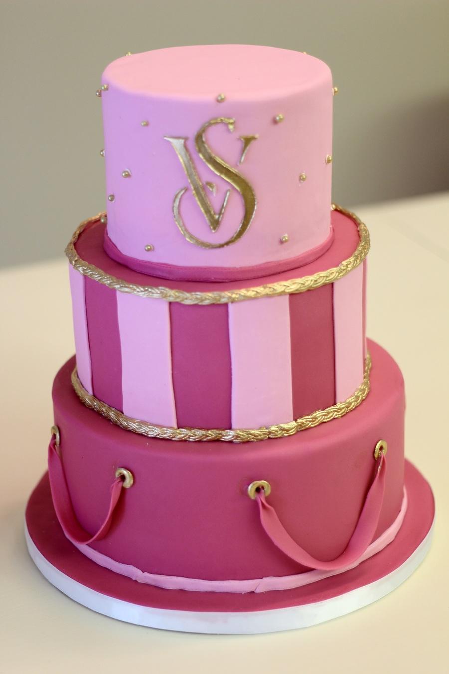 Secret Recipe Fondant Cake