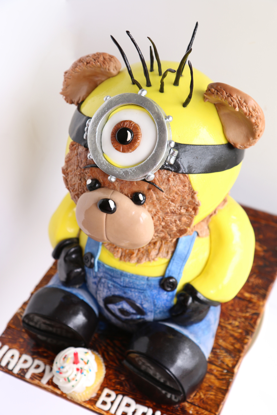 Minion Cake Ideas on Cake Central