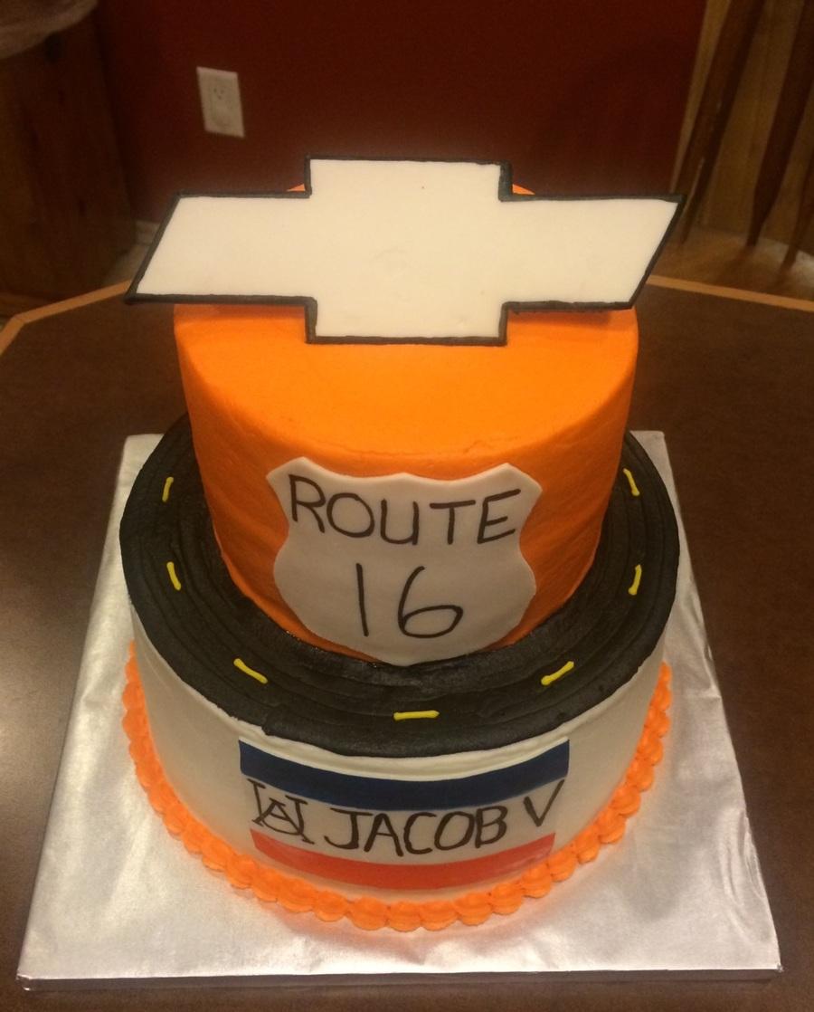 Fabulous Sixteenth Birthday Cake Cakecentral Com Personalised Birthday Cards Epsylily Jamesorg