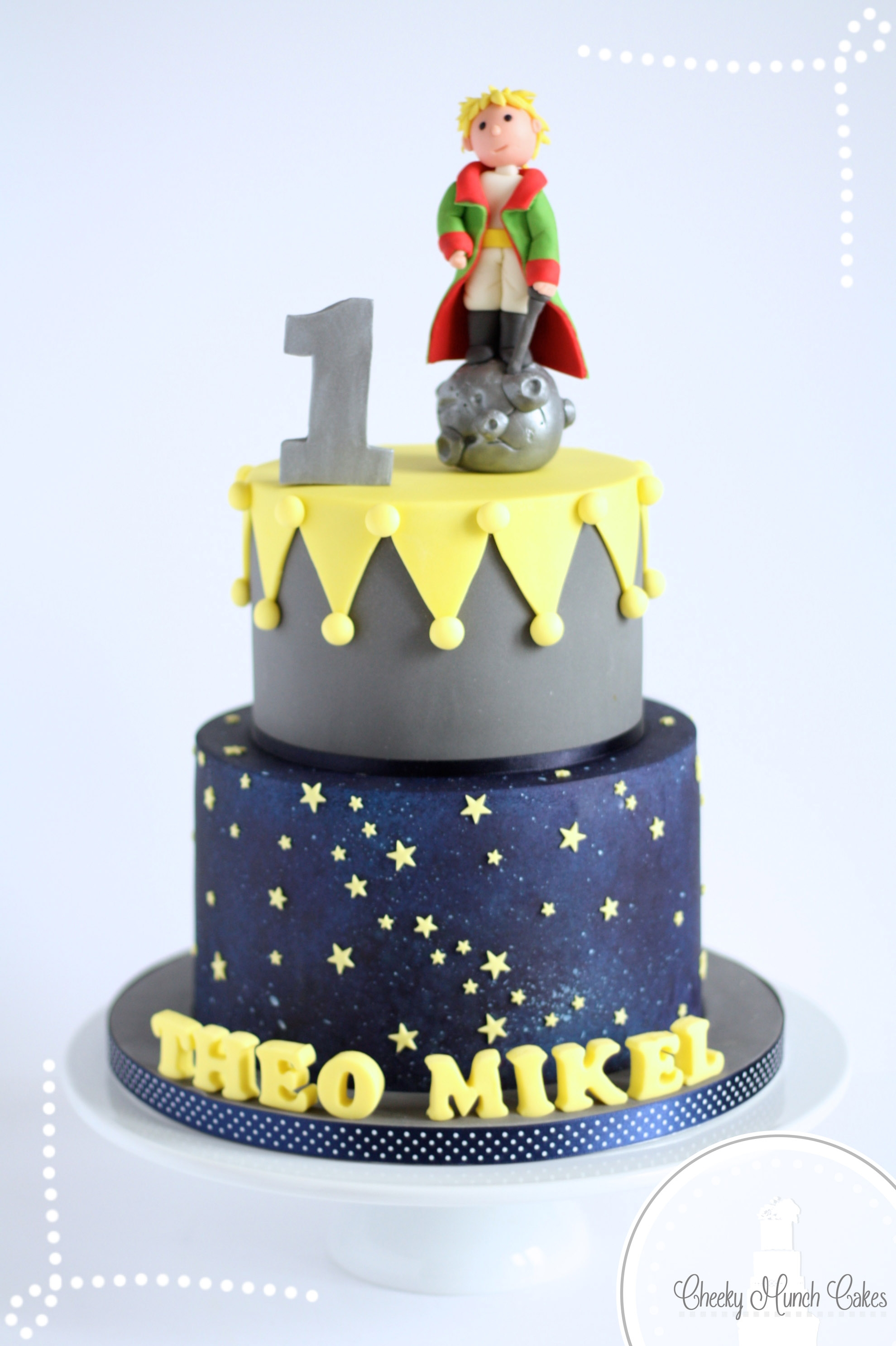 The Little Prince Cake Cakecentral Com