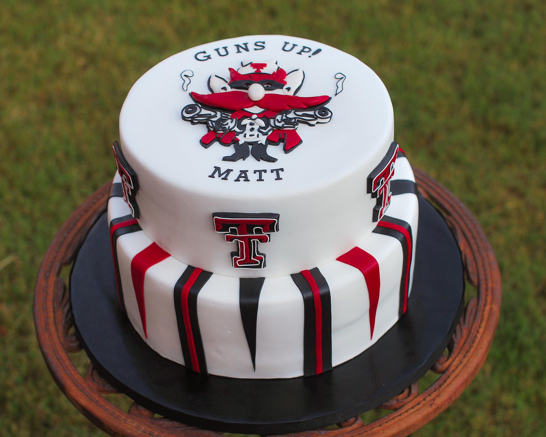 Texas Tech Cake Cakecentral Com