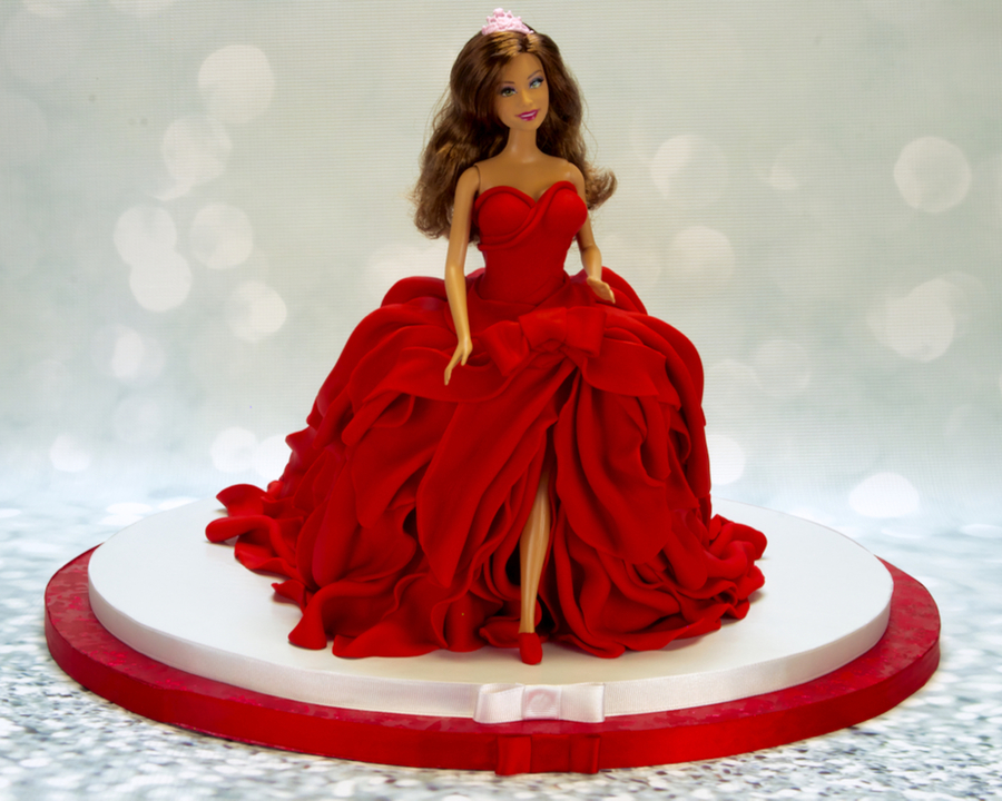 Barbie Birthday Cake Recipe