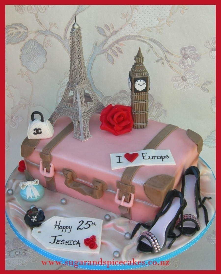 Cake Decorating Shops In Central London