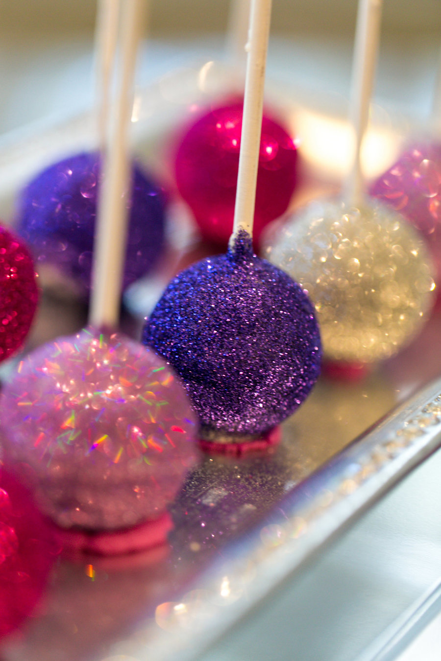 Cake Pops Decorating Ideas For Birthday