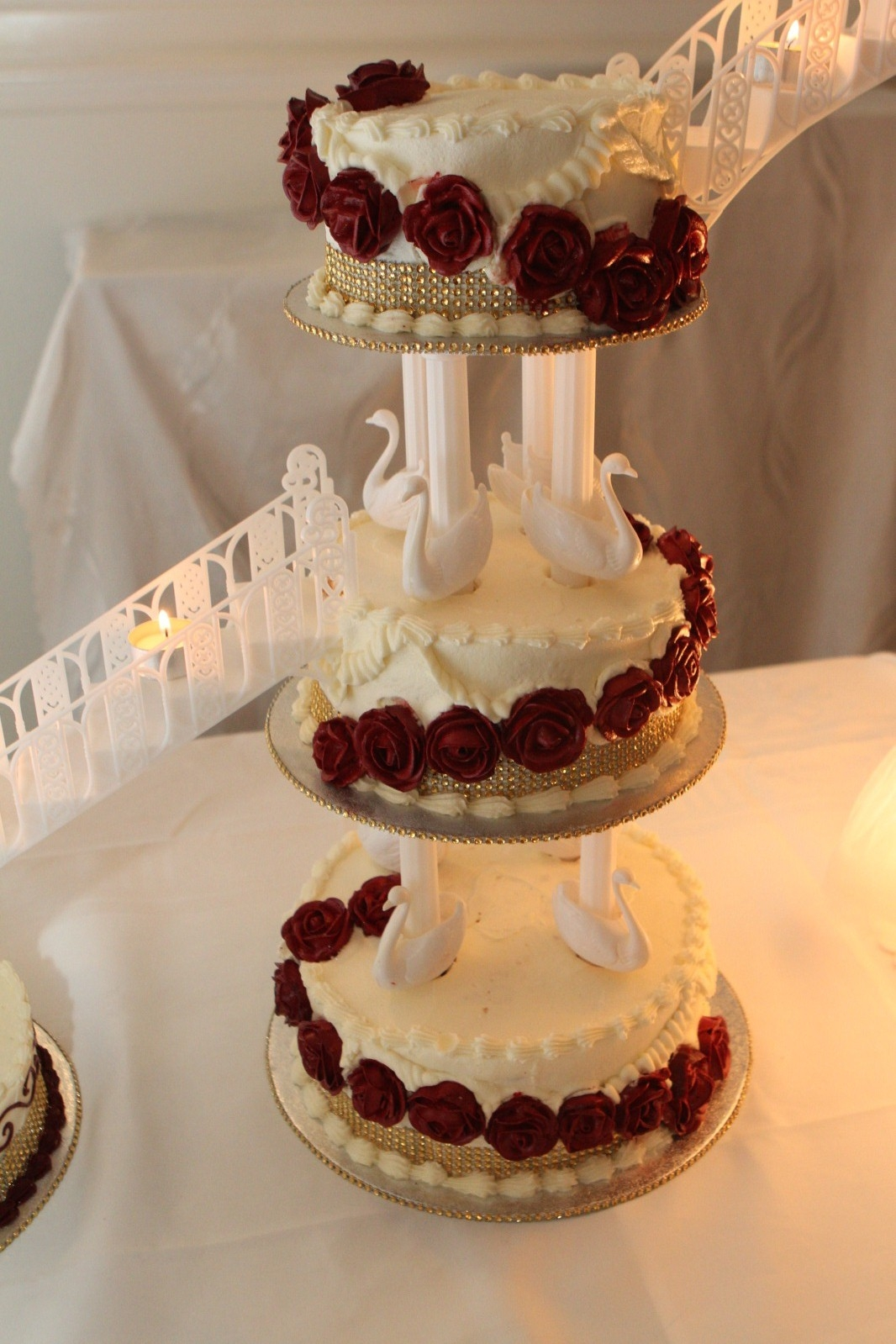 Big Wedding Cake Cakecentral Com