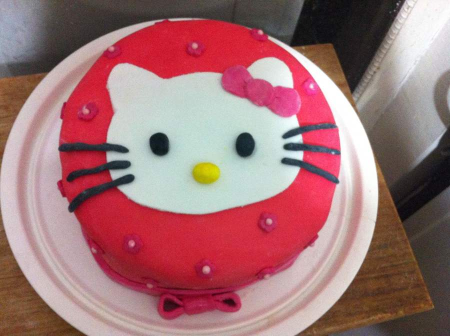 Classic Hello Kitty Cake Cakecentral