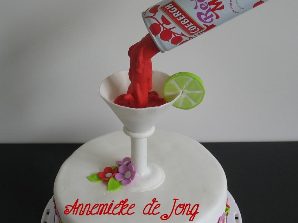 Cocktail Drink Cake Cakecentral