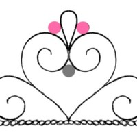Tiara (Crown) Cupcake Template I can't remember who first posted this, and I don't see an easy way to find it. Thanks so much to the other Cake Central user for...