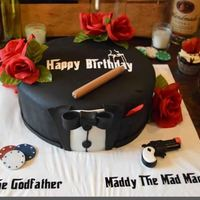 Godfather The godfather theme birthday party