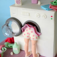 Laundry Cake Mood of the week :)