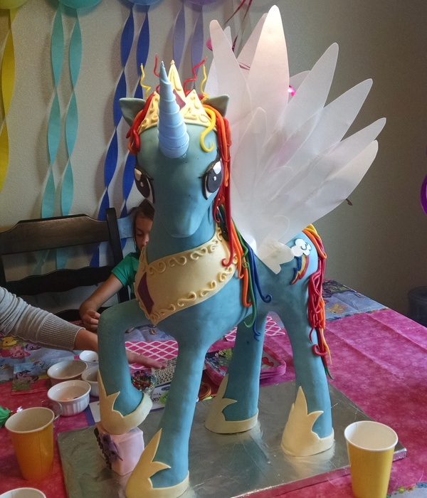 My Little Pony Cake