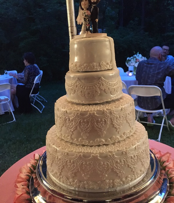 My Wedding Cake Adventure
