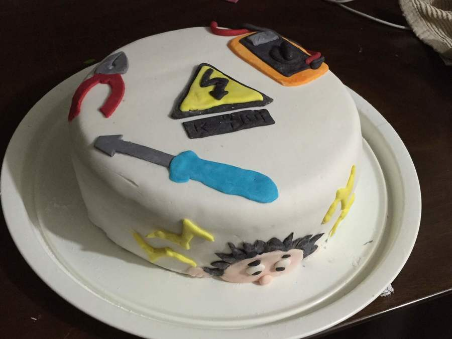 Funny Birthday Cakes For Engineers