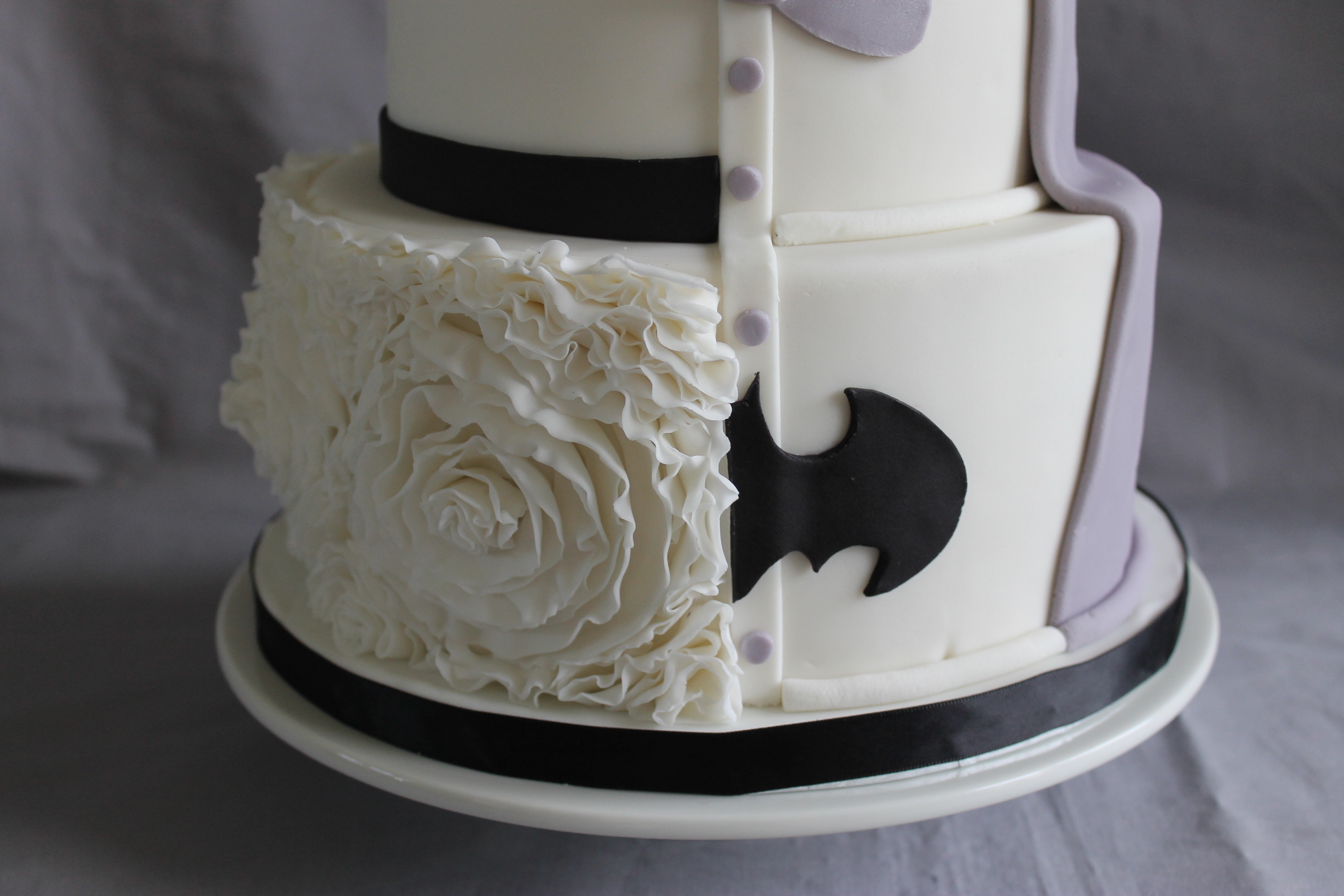 half bride groom cake. Black Bedroom Furniture Sets. Home Design Ideas