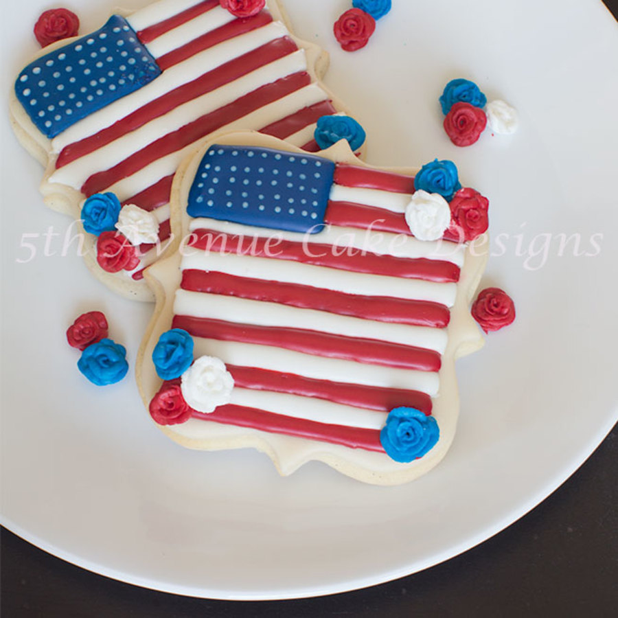 4Th Of July Sugar Cookies on Cake Central