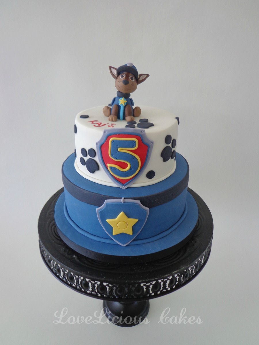 Paw Patrol Cake on Cake Central