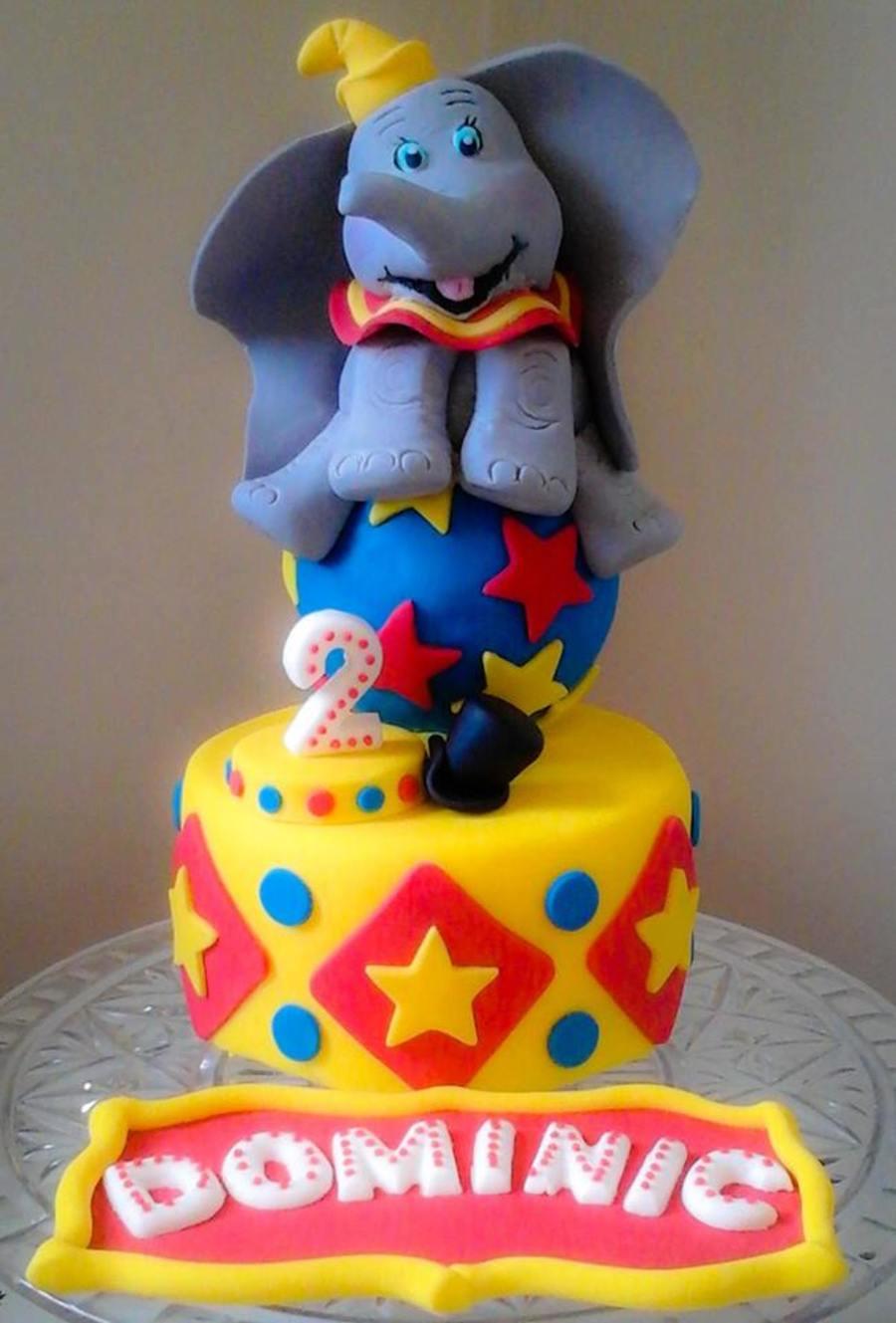 Dumbo Cake Topper 2 0 Cakecentral Com